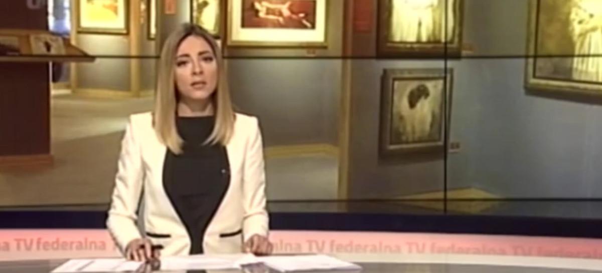 "Federalna TV: Izložba – performans ""Velikani likovne umjetnosti"""
