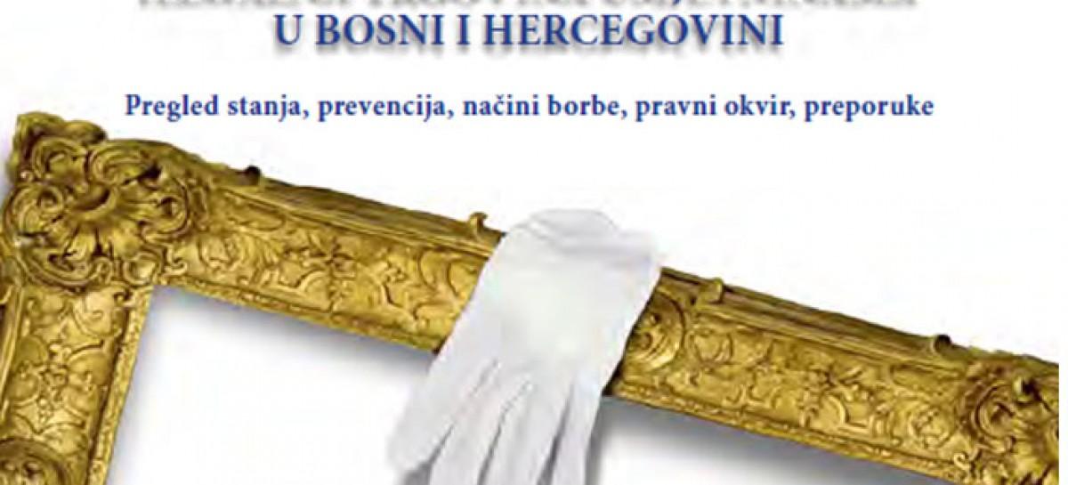 CPKU izdao priručnik Ilegalna trgovina umjetninama u Bosni i Hercegovini