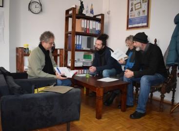 Eksperti iz Velike Britanije posjetili Centar protiv krijumčarenja umjetninama u Tuzli
