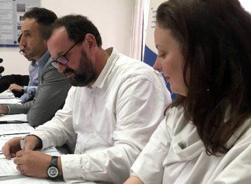 Potpisivanje novog sporazuma o partnerstvu između Francuske i CPKU