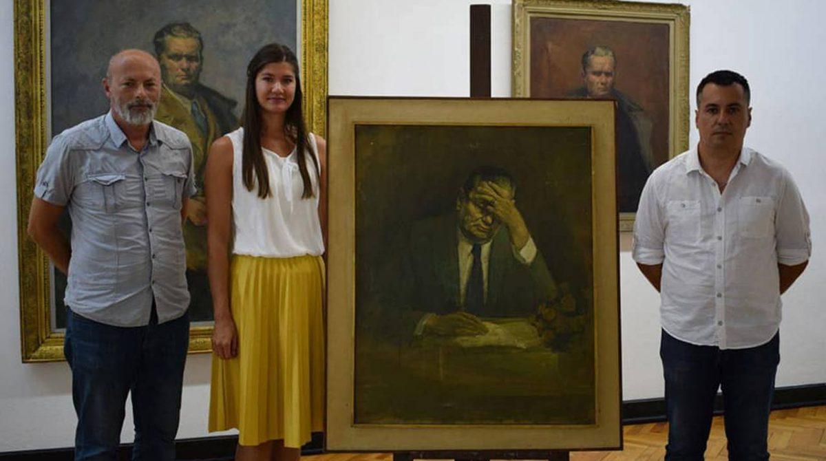 Tito autora Safeta Zeca vraćen svojoj matičnoj kući