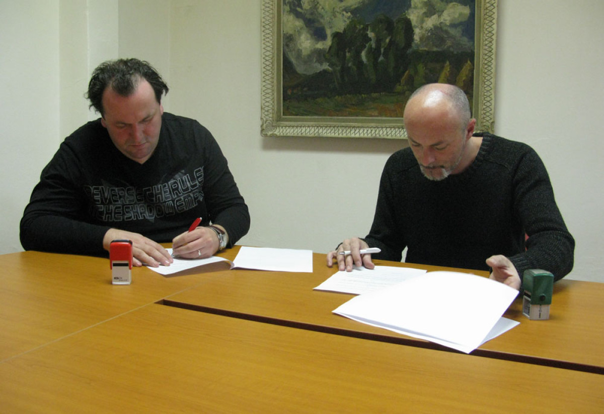 Potpisivanje Protokola o saradnji sa ULUTK