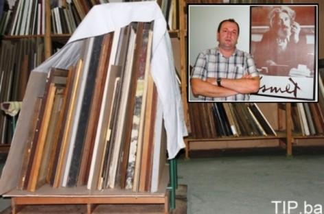 TIP.ba: Registrovan Centar protiv krijumčarenja umjetninama. Istraga o pljački umjetnina iz MGP Tuzla i dalje traje…