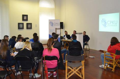 Predstavljanje Centra na Sara Art Fair sajmu umjetnosti u Sarajevu
