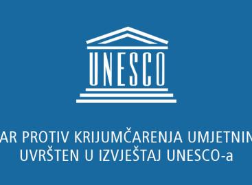 CPKU uvršten u izvještaj UNESCO-a
