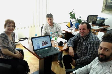 Održan radni sastanak sa predstavnicima Sine Qua Non