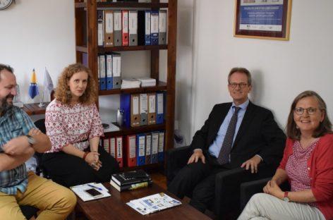 Ambasador Kraljevine Holandije u Bosni i Hercegovini posjetio sjedište Centra protiv krijumčarenja umjetninama